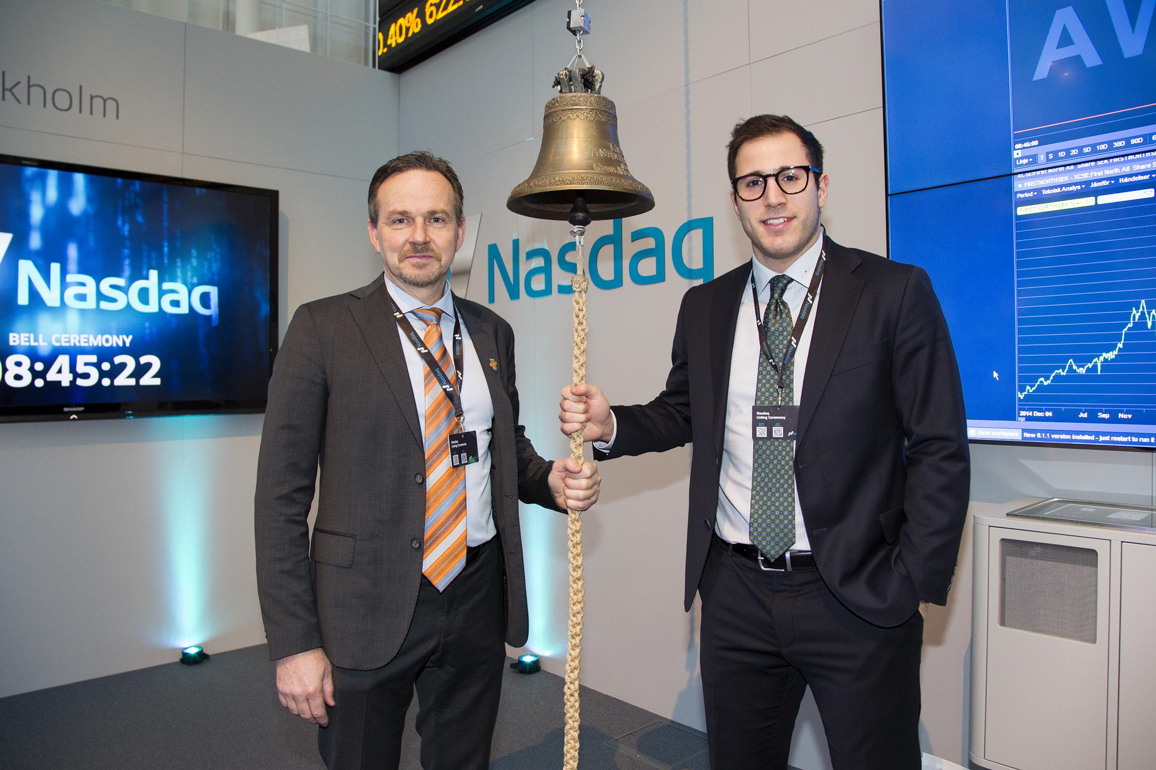 Klockan klämtar - Mats & Mike öppnar handeln i Awardit!